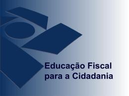 Módulo I - Cidadania Fiscal e Participação Popular