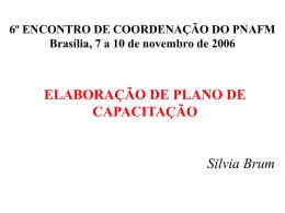 apresentação  - 196 KB - Unidade de Coordenação de Programas