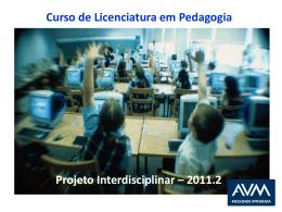 TEMA GERADOR_2011.2_AVM - projetointerdisciplinar2011-2