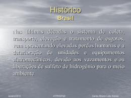 VAZÃO - Águas de Minas