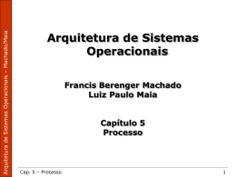 Slides_Capítulo_5_-Processos