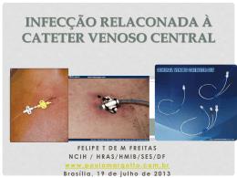Infecção relacionada à cateter venoso central