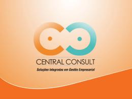 Apresentação Central Consult