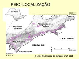BIE 312 – ECOLOGIA VEGETAL AULA DE CAMPO: PRÁTICA NO