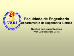 método do fluxo luminoso - Laboratório de Engenharia Elétrica