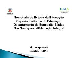 Mais Educação - Secretaria do Trabalho e Desenvolvimento Social