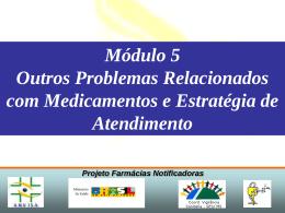 Projeto Farmácias Notificadoras