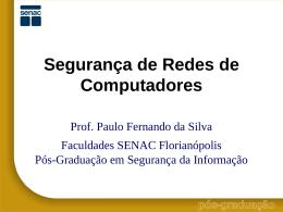 TÍTULO - Departamento de Sistemas e Computação