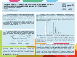 Síntese, Caracterização e Reatividade de Complexos DE