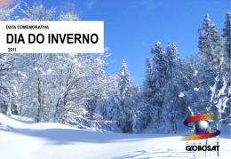 Dia do Inverno - Globosat Comercial