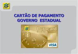 O Cartão - SEFANET