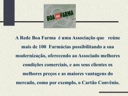 Cartão Boa Farma