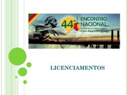 O Licenciamento das Áreas de Extração de Argila