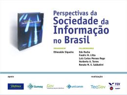Perspectivas da Sociedade da Informação no Brasil