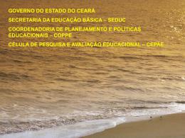 Aléssio Costa Lima (SEDUC) - Conselho de Educação do Ceará