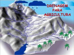 problemas drenagem areas umidas varzeas