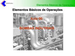 EBO-Bombas Industriais