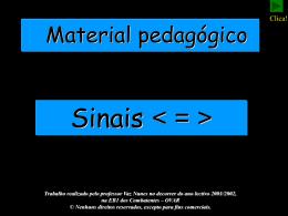 Pequena Apresentação PPT