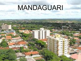 MANDAGUARI - Atividades Econômicas