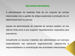 recursos materiais - Counter