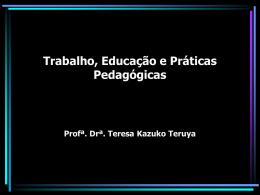 O Ensino na Sociedade do Conhecimento