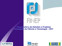 Programa de Apoio à Inovação em Arranjos Produtivos Locais