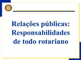 PowerPoint sobre Imagem Pública