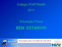 Atividade Física - Colégio Portinari