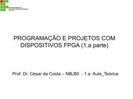 (Parte 2) - Professor Doutor Cesar da Costa