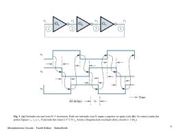 Acetatos sobre osciladores e malhas de captura de fase - iscte-iul