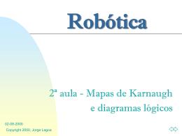 2ª Aula - Página de Automação e Robótica