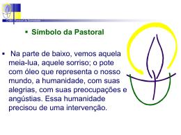 Símbolo da Pastoral - Paróquia Bom Jesus dos Migrantes