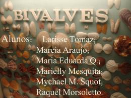 SEMINARIO - BIVALVES