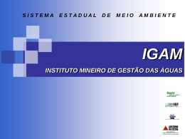 Arcabouço legal aplicado à fiscalização na Agenda Azul
