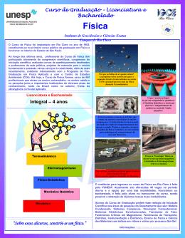 Física - Unesp