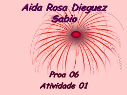 proa6_aida1 - Aida Rosa Dieguez Sabio