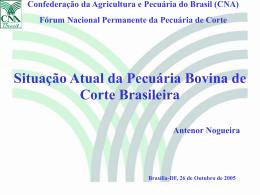 Variações % do Custo de Produção da Pecuária de Corte – Janeiro