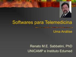 Softwares para Telemedicina