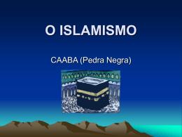 O ISLAMISMO - ensinoreligiosonreapucarana