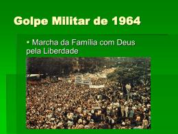 a ditadura militar brasileira