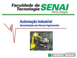 Faculdade de Tecnologia SENAI Porto Alegre