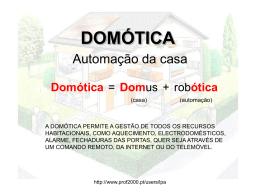 DOMÓTICA - Programa Prof2000