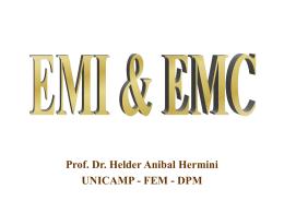 Prof. Dr. Helder Anibal Hermini UNICAMP - FEM