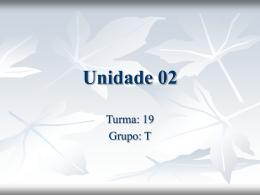 Unidade 02