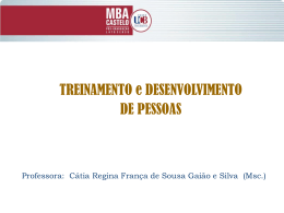 Coaching - Universidade Castelo Branco