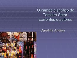 O Terceiro Setor no mundo e no Brasil: panorama e desafios