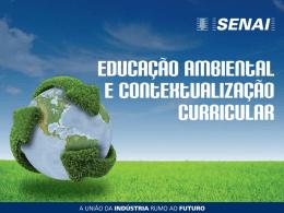 Introdução Educação Ambiental e Contextualização