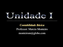 O Ensino da Contabilidade - Universidade Castelo Branco