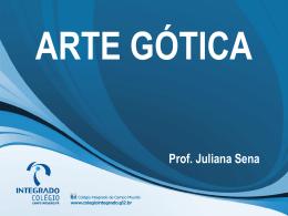 Arte gótica - Portal Educacional
