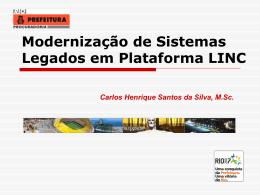 O Sistema DAM - Web Site de Carlos Henrique